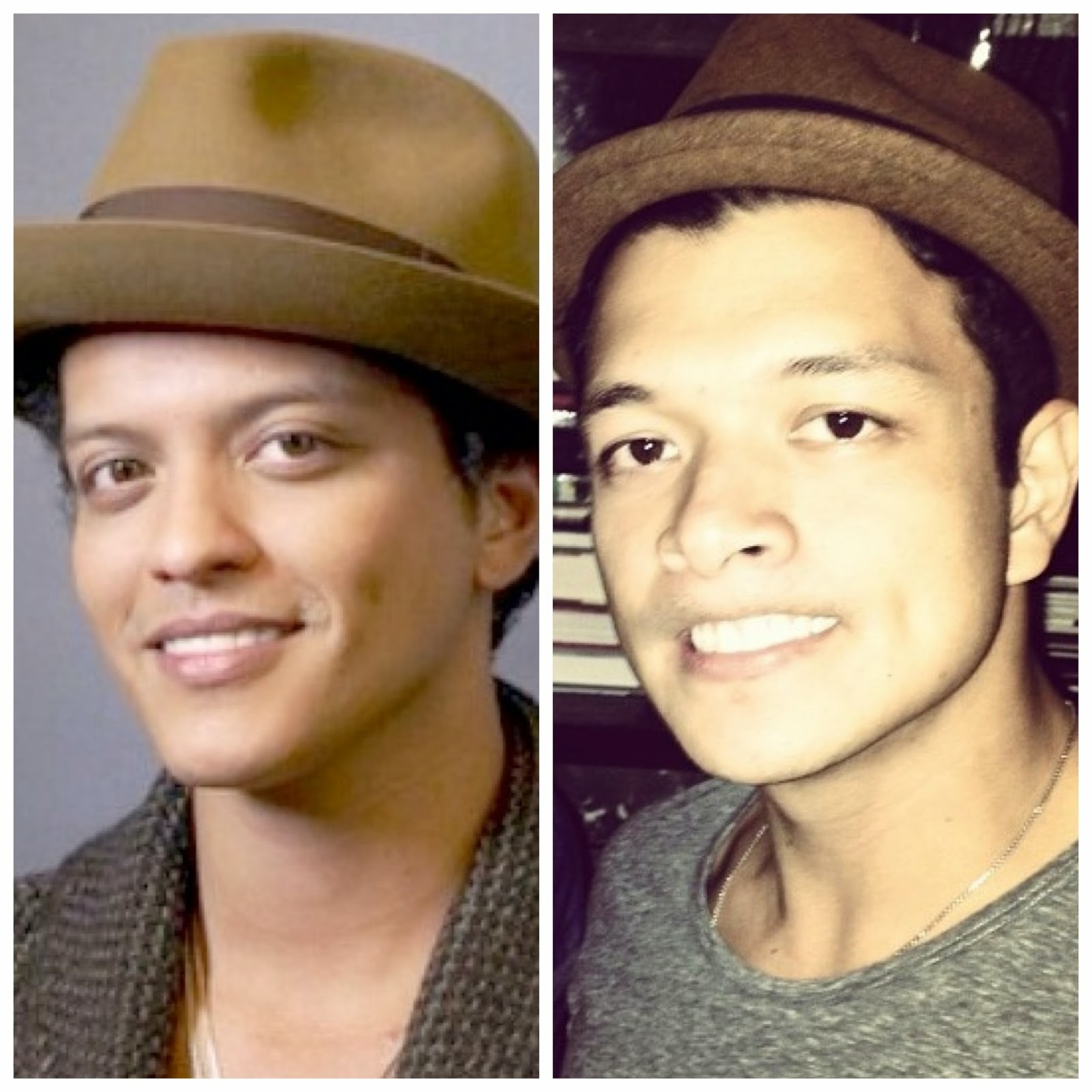 Bruno Mars Favorite Music, Drink, Instrument and other Favorite Things ...