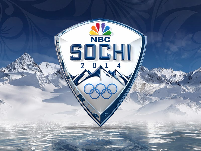 NBC Sochi Winter Olympics 2014 logo