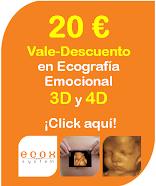 CONSIGUE UN DESCUENTO DE 20 EUROS EN TU ECOGRAFIA 3D Y 4D. SÓLO EN ECOX4D MURCIA