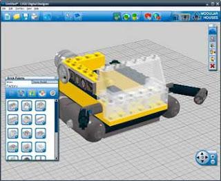 LEGO DESIGNER 4.2.5 DIGITAL TÉLÉCHARGER