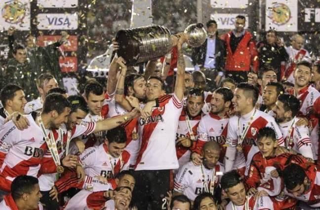 Copa Bridgestone Libertadores 2015, Final Vuelta  River Plate vs Tigres