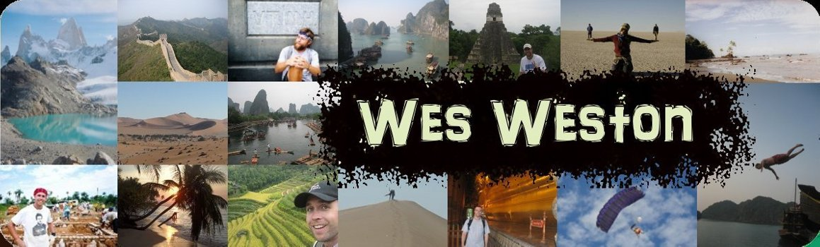 Wes Weston
