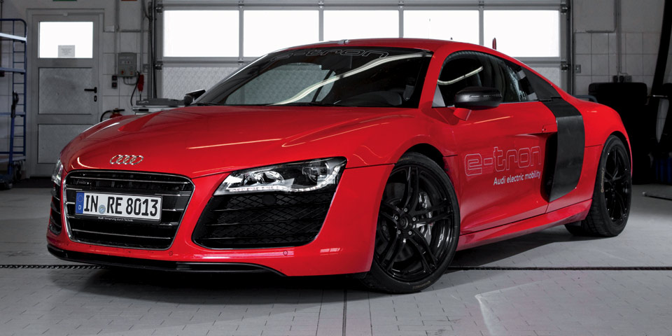 all 39 bout cars audi r8 e tron. Black Bedroom Furniture Sets. Home Design Ideas