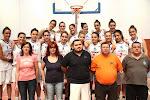 Vice-Campeãs Nacionais de Iniciadas 2010-2011