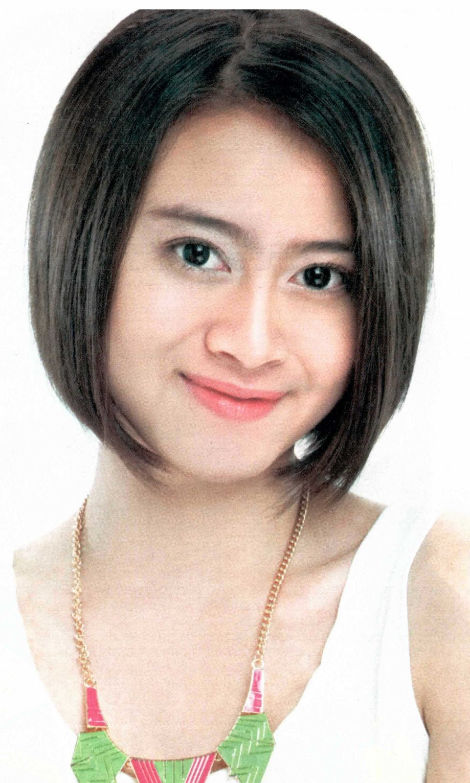 Make Over Gadis Sampul 2012 : Bianca Havika