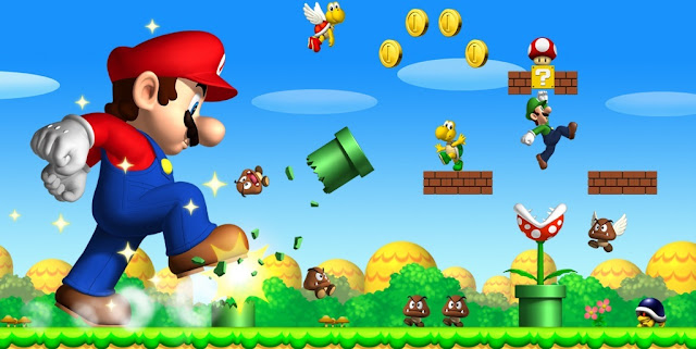 Super Mario PC Game Free Download