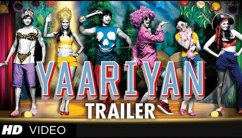 Yaariyan (2014) - Official Trailer Watch Online