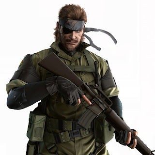 Metal Gear Solid Peace Walker Game HD Wallpaper