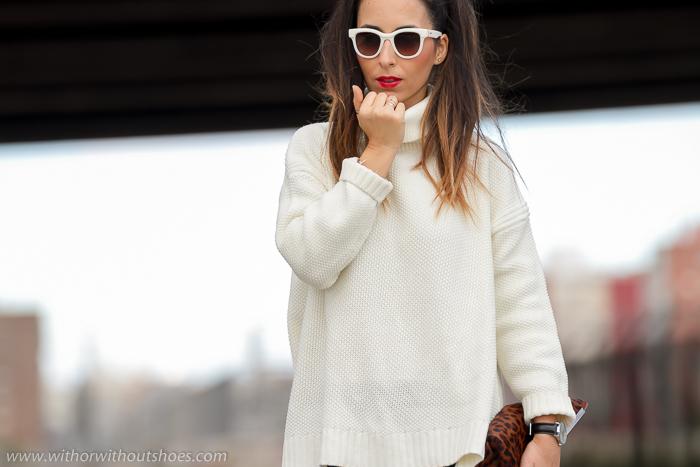 Blogger valenciana de moda con clase y estilo