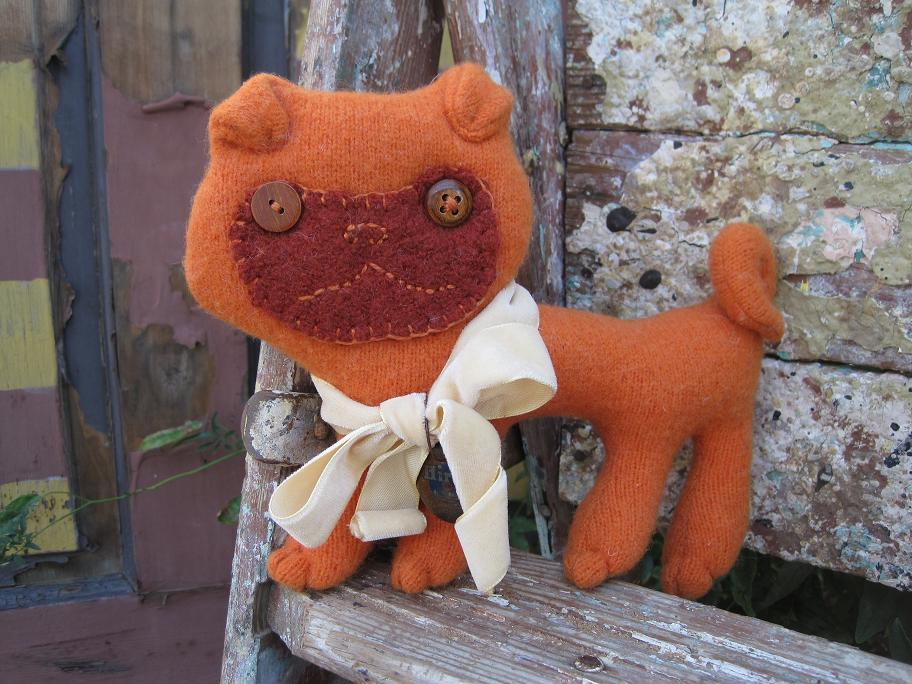 Tangerine Pug