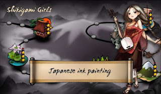 Screenshots of the Shikigami Girls for Android tablet, phone.