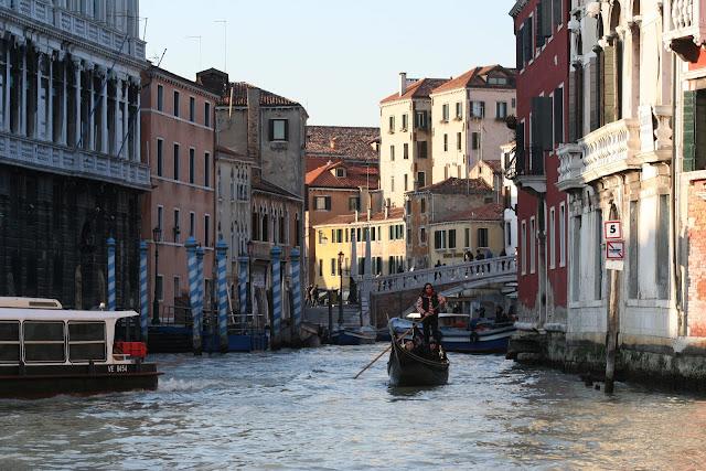 Venice gondols