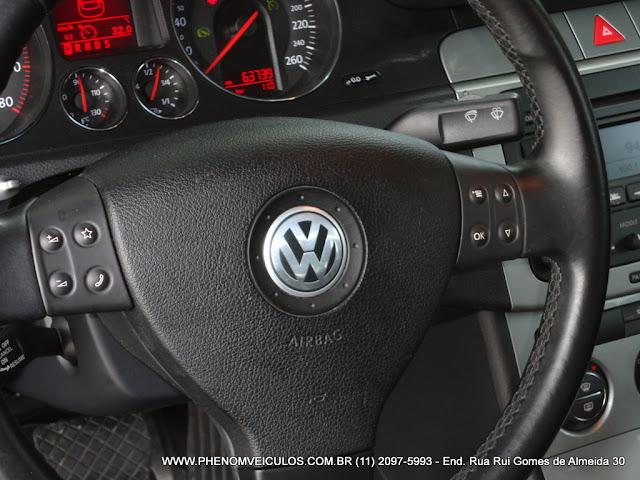 VW Passat 2.0 FSI 2006 - volante