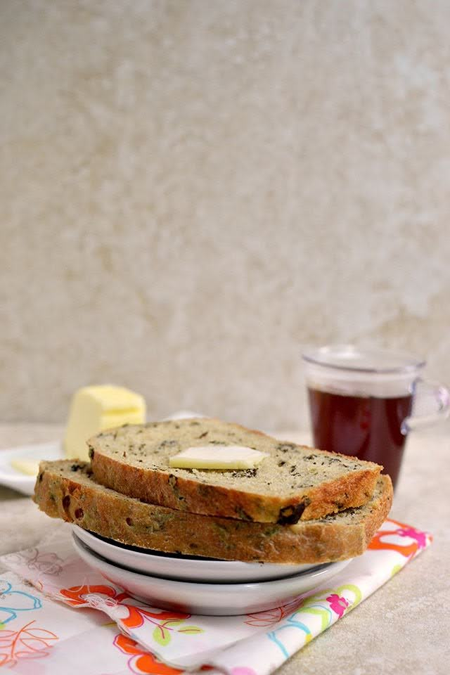 Indian Spiced spicy bread