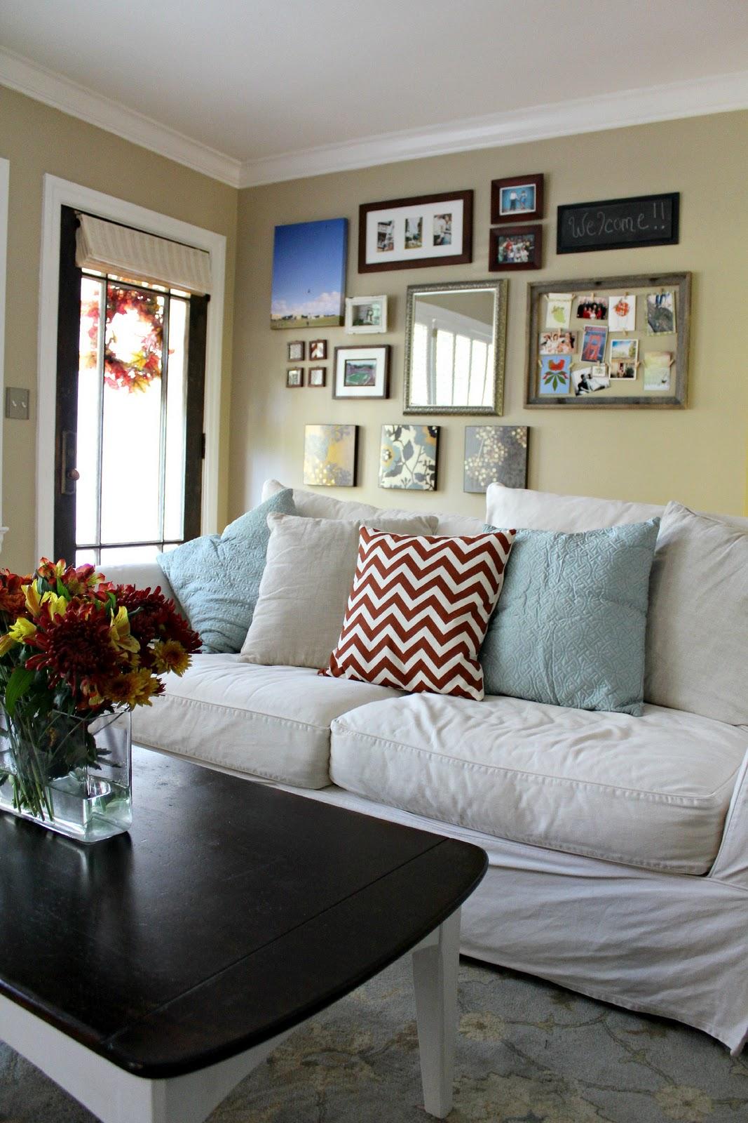 Ten June Living Room Tweak List The Final Reveal