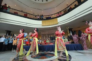 Hotel Ciputra Semarang Sambut HUT Kemerdekaan RI Ke-70