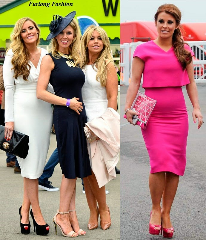 Coleen Rooney Grand National
