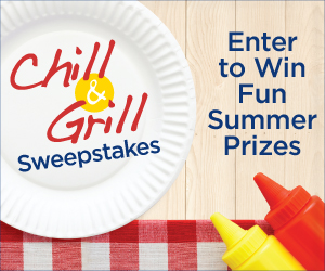 Enter the Chill & Grill with Westgate Mall Giveaway. Ends 8/16