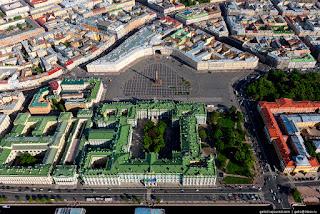 здание Генерального штаба - Эрмита