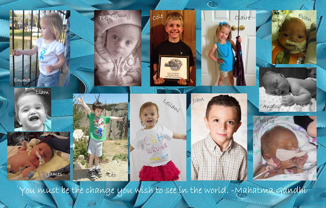 Breath of Hope, Inc. | Congenital Diaphragmatic Hernia Awareness