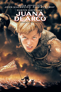 Juana de Arco (Luc Besson) Poster