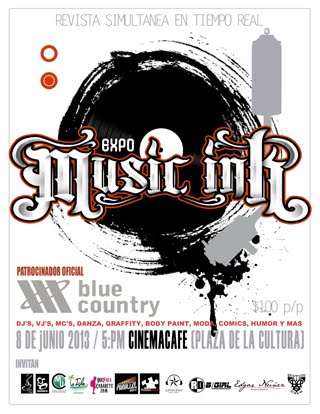 EXPO MUSIC INK