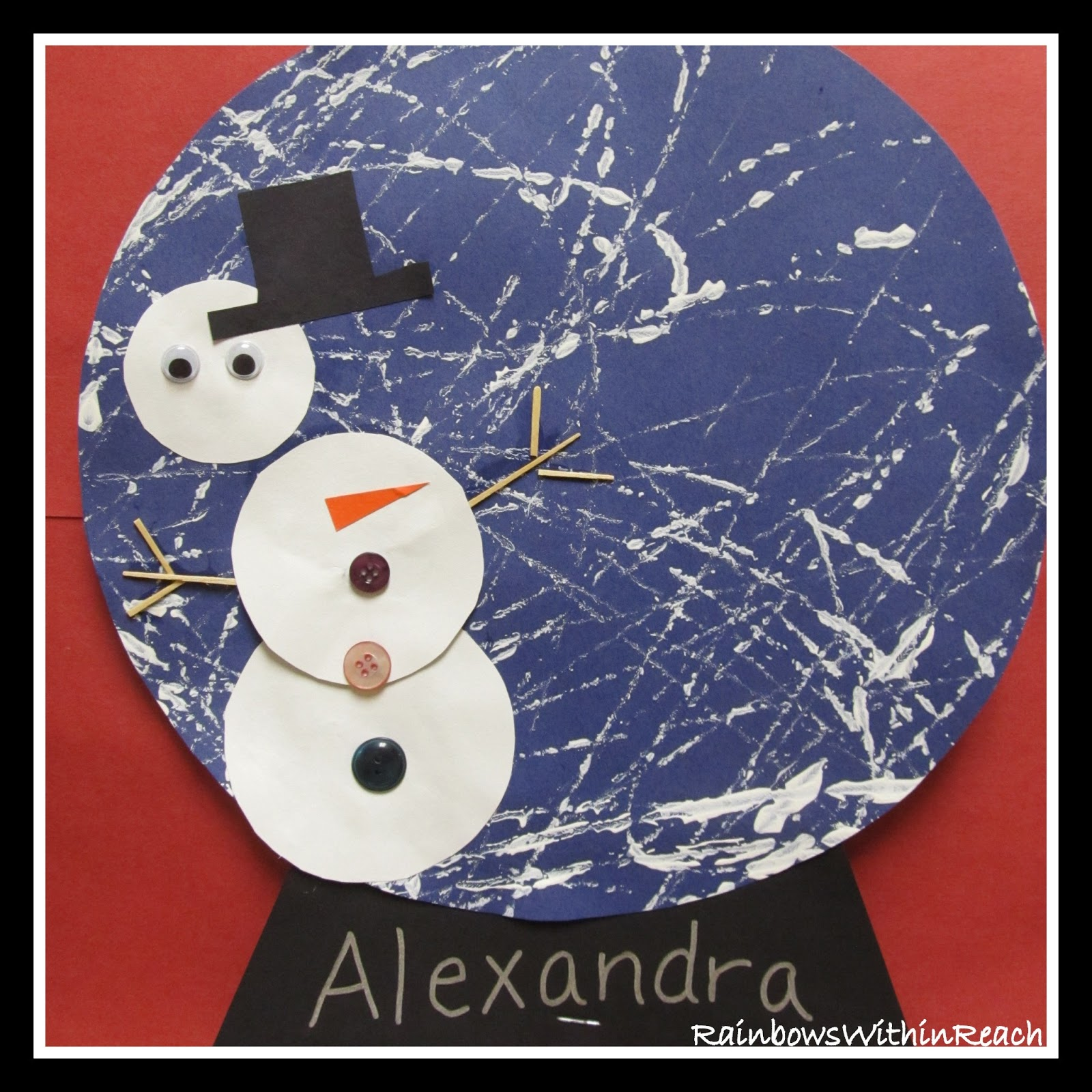 for Winter crafts for preschoolers