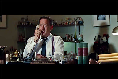 Disney Hanks Thompson Saving Mr. Banks Trailer review