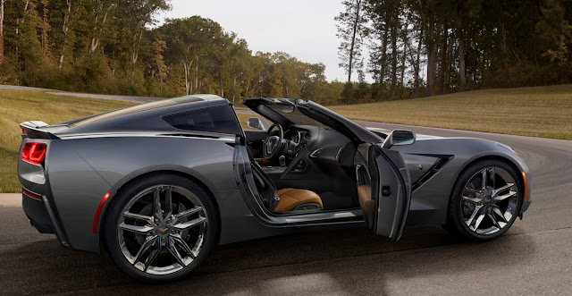 UK Chevrolet Corvette Stingray C7