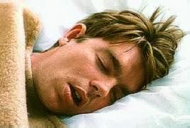 como parar de roncar durante o sono