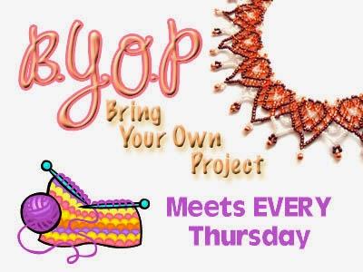 BYOP Thursdays 7pm-10pm