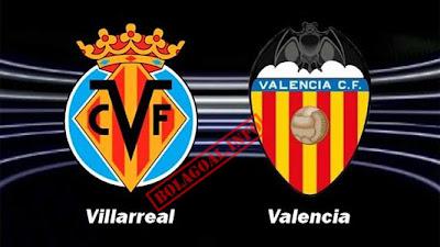 Prediksi Skor Valencia vs Villarreal 06 Mei 2012