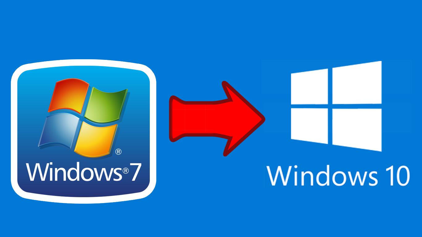 Windows 10 - Upgrade from Windows-7