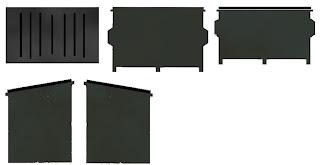 3D Environment: Texture 1 - Dumpster