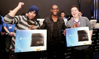 PlayStation 4 vende 2,1 millones