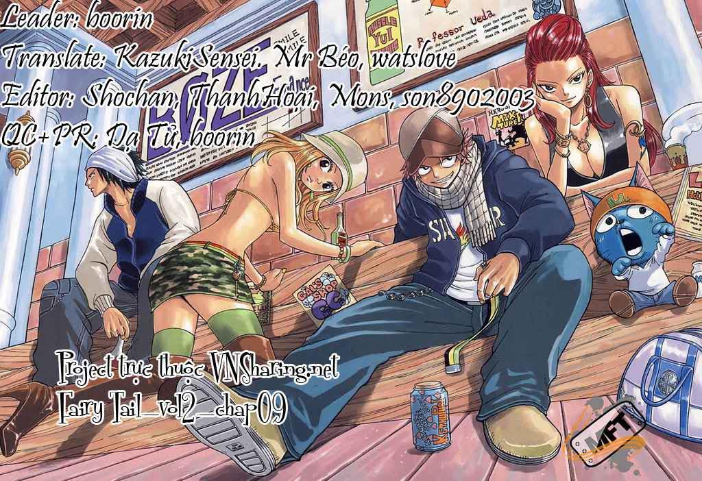 TruyenHay.Com - Ảnh 21 - Fairy Tail Chap 9