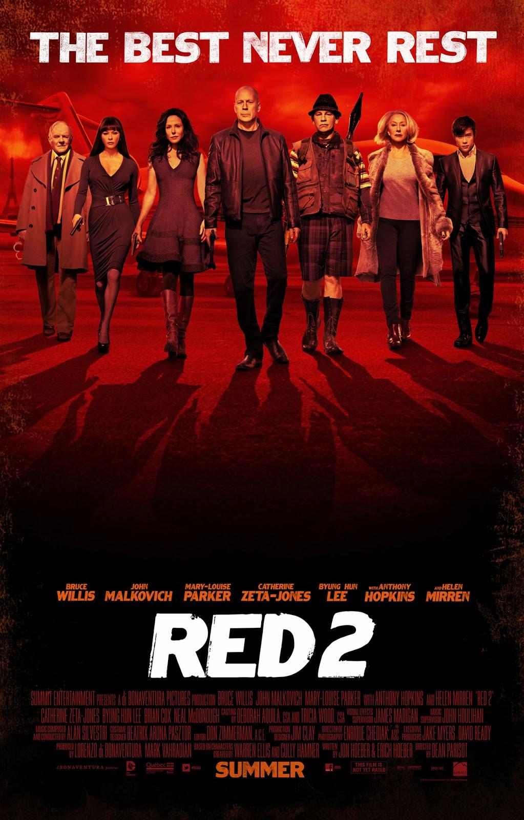 Red 2: Retirados extremadamente peligrosos 2