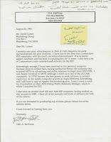McElwee Letter Larsen Blog