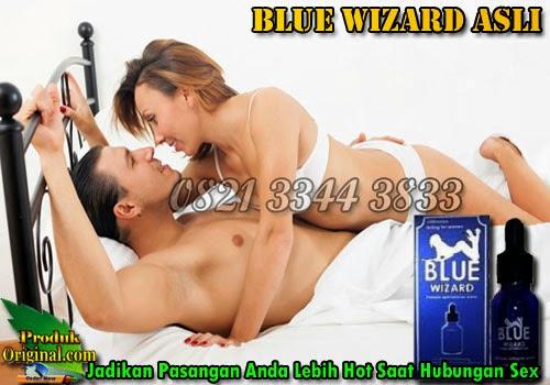 Blue Wizard Asli Adalah Obat Perangsang Wanita Cair Yang Berguna Untuk Meningkatkan Gairah Sexualitas Wanita Yang Kurang Nafsu.