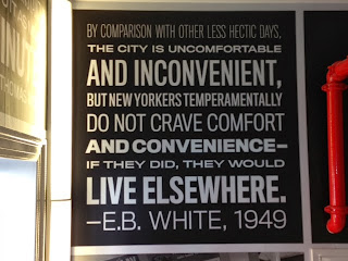 EB White quote, quotes about New York, quotes about living in NYC, Museum of the City of New York, NYC quotes, Museum of the City of New York, New York museums, museums in NYC, Harlem NYC places to see and visit, where to go in New York City, places to see in New York NY, what to see while visiting New York, NY