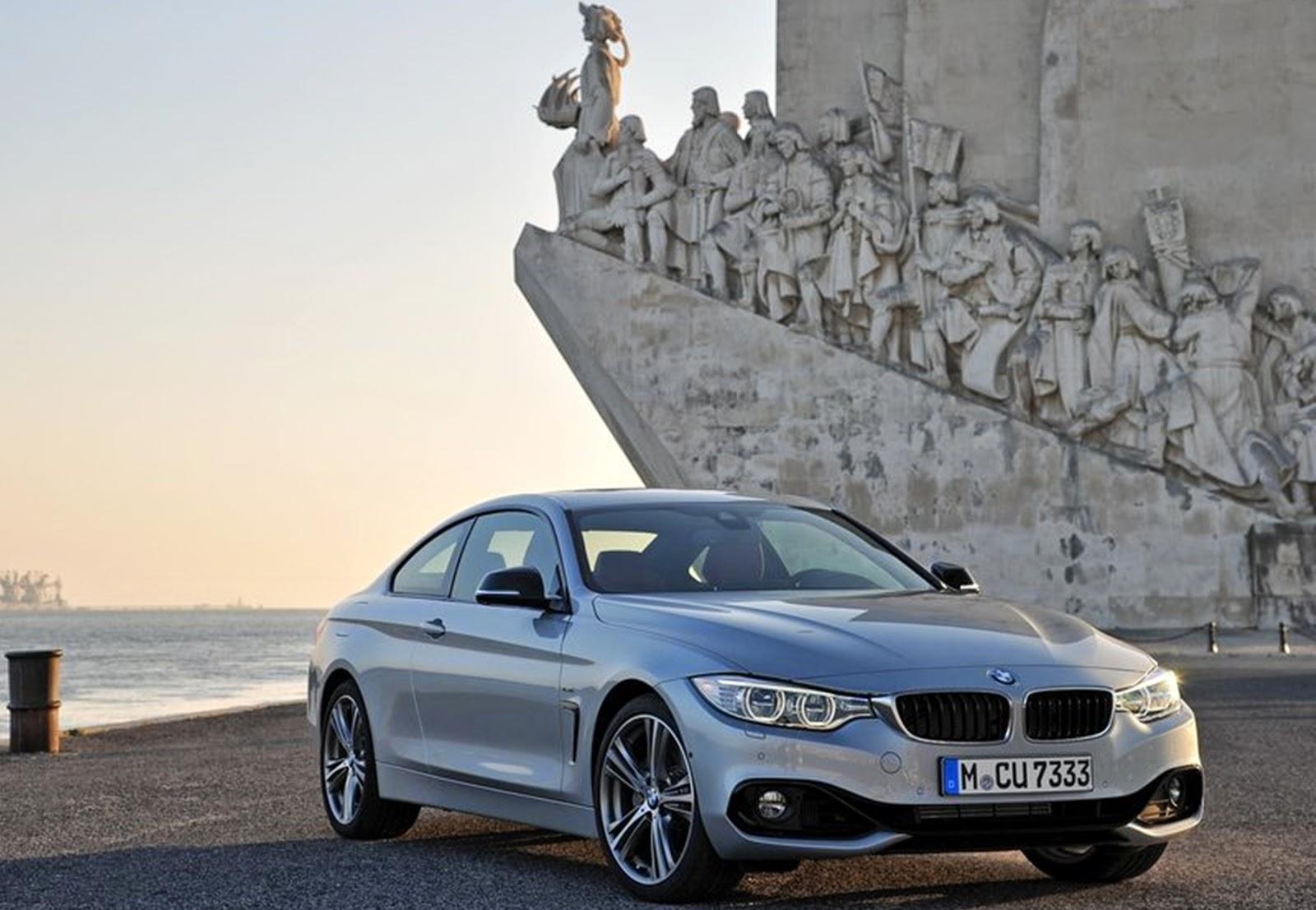 Carro - BMW 435i Coupe (2014)