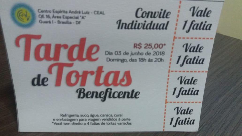 TARDE DE TORTAS
