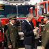 Gobierno Regional del Maule entregó dos nuevos carros y equipamiento comunicacional a bomberos