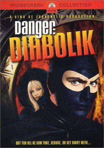Sát Thủ Cao Cấp - Danger: Diabolik