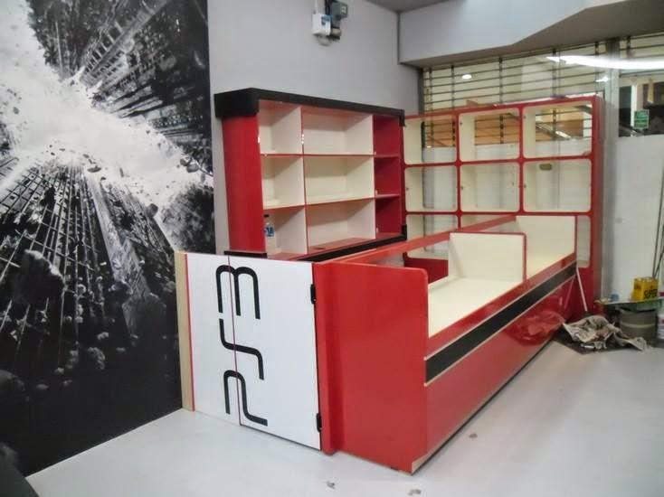 Etalase Hp Android DieCast Game - Furniture Semarang 10