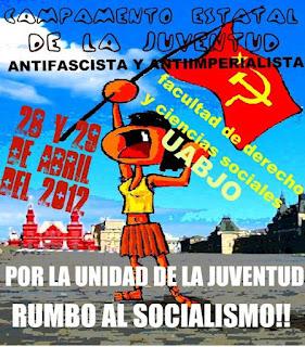 Campamento Estatal de la Juventud Antifascista y Antiimperialista