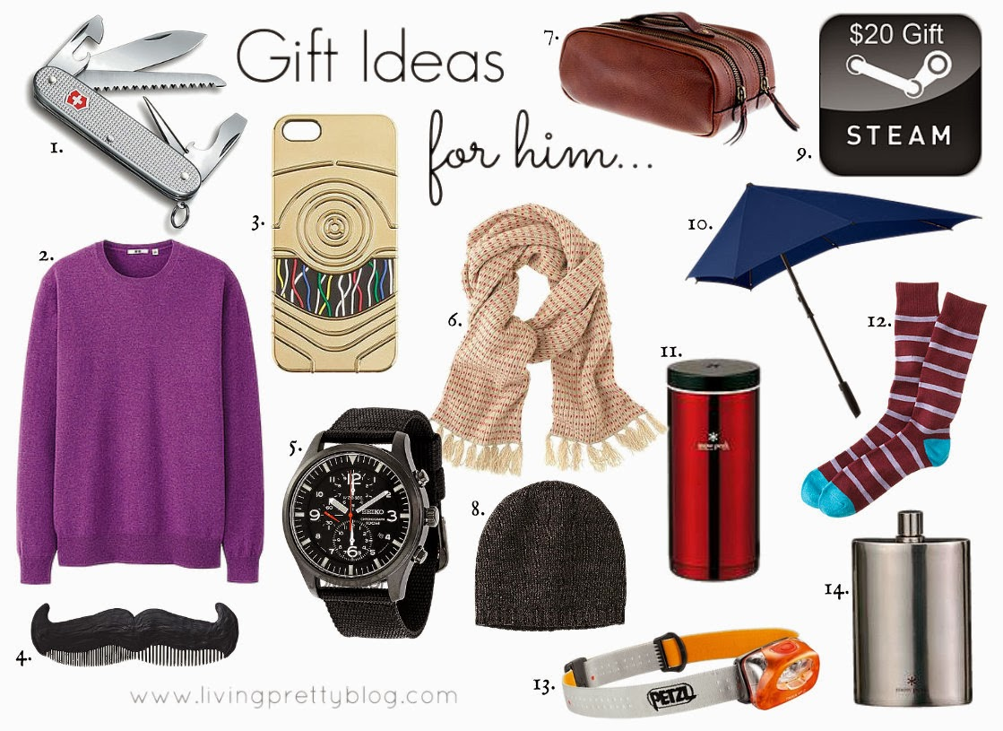 Holiday Gift Ideas for Him | Emmerson and Fifteenth