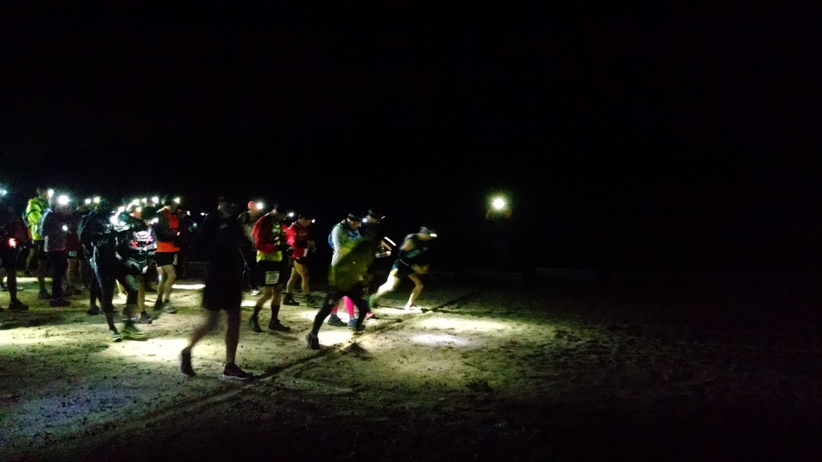 Early Morning Trails Tarc 100km Trail Race Report 10 10