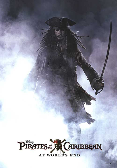 DVD Challenge #8: PIRATES OF THE CARIBBEAN: AT WORLD'S END