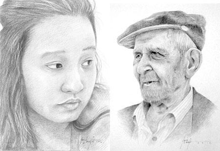 Karya Realis karya mas Farid S Madjid